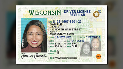 Wisconsin-Sample-ID-Card
