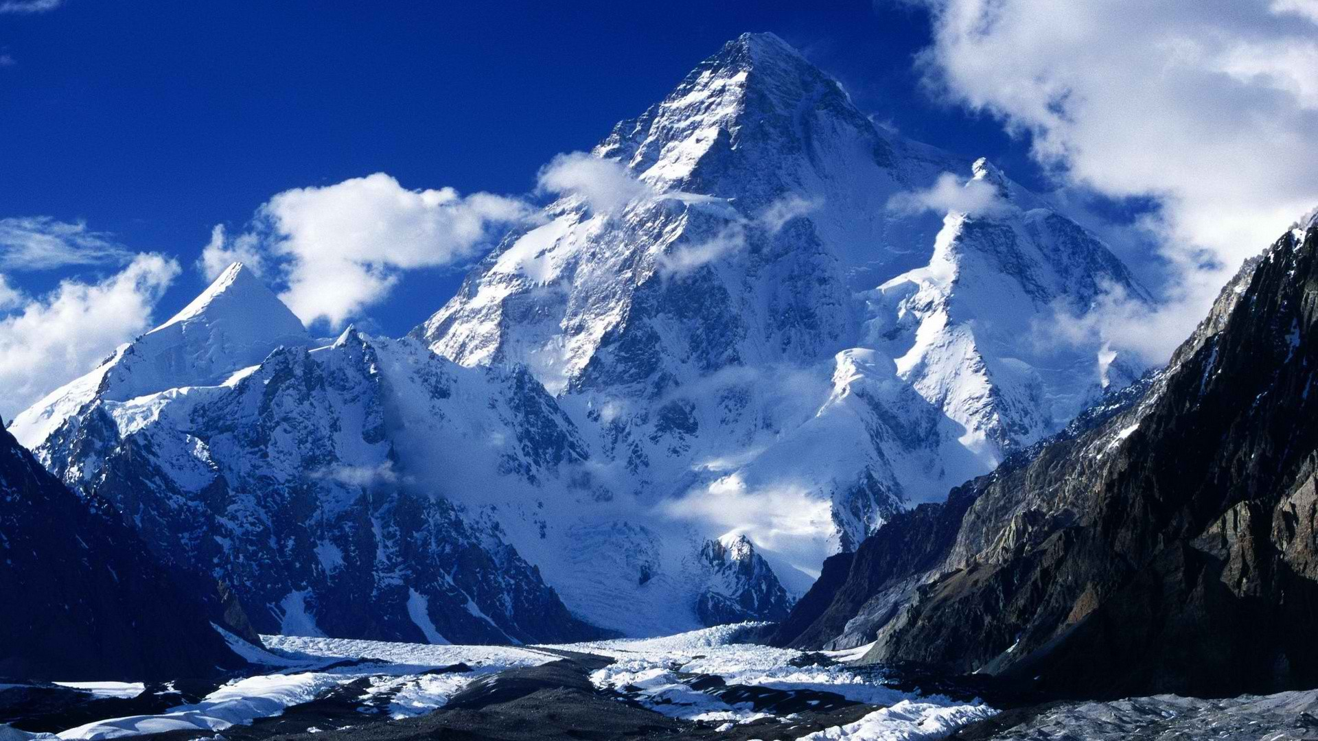 Infinite Unknown: Glaciers On K-2, The 2nd Highest Peak On Earth, Are