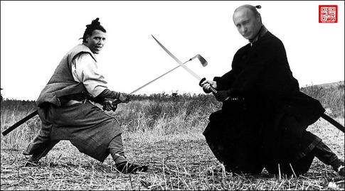The Sanctions Samurai