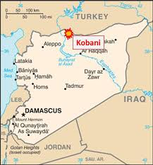 The Siege Of Kobani - Obama's Syrian Fiasco In Motion