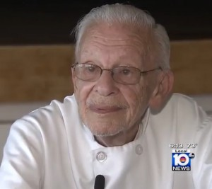 90-Year-Old WW2 Veteran Faces 60 Days In Jail For Feeding The Homeless In Florida