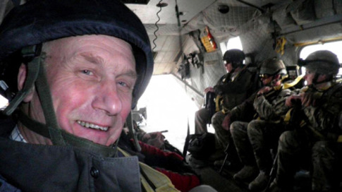 Britains Minister for Reserves, Julian Brazier