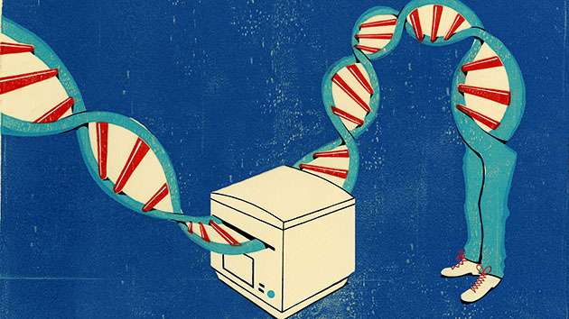 The FBI Is Very Excited About This Machine That Can Scan Your DNA in 90 Minutes