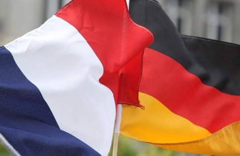 French-German-Flag