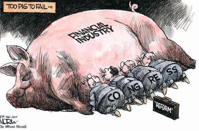 Too Pig To Fail - Congress