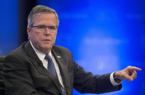 Former Florida Gov. Jeb Bush has resigned all of his corporate and non-profit board memberships, his office announced Wednesday. The move is seen as a precursor to a likely 2016 presidential bid.