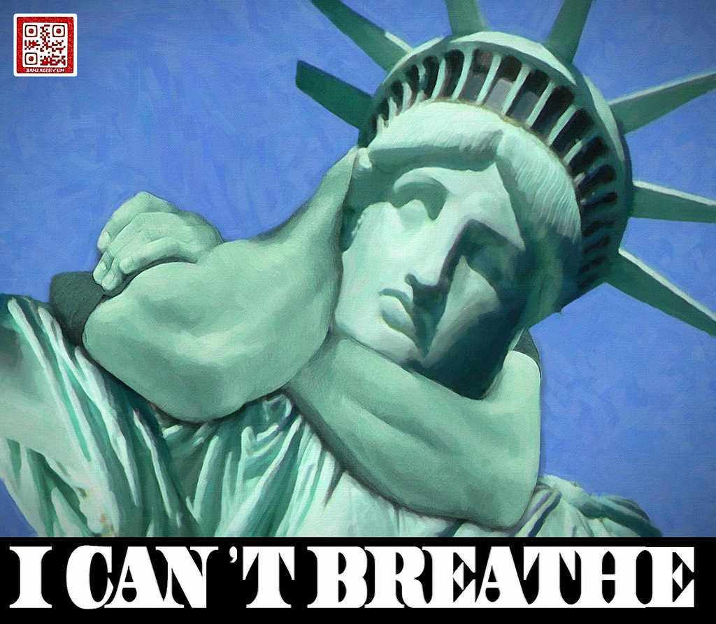 Liberty - I Can't Breathe