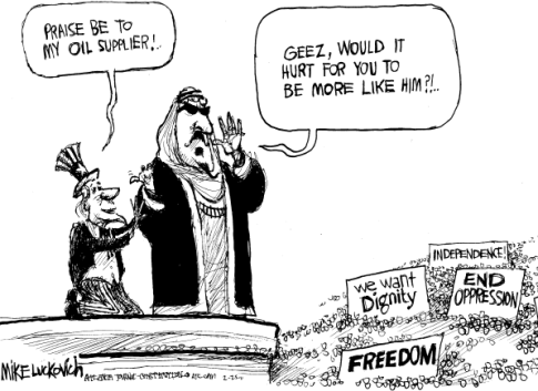 Saudi-Arabia-US-Relationship