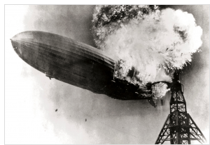 hindenburg-burning