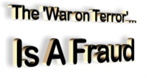 the war on terror is a fraud