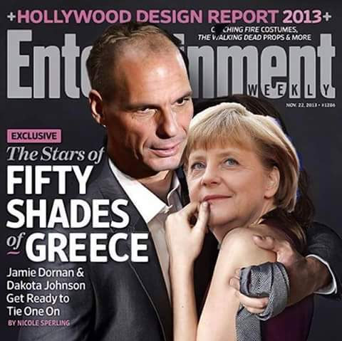 50 shades of greece