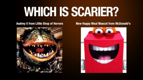 Which-is-Scarier-Audrey-McDonalds-Mascot
