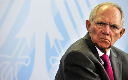 schauble stare