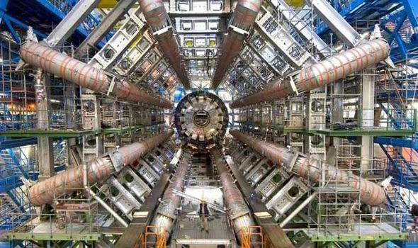 LHC - Large Hadron Collider could discover parallel universe