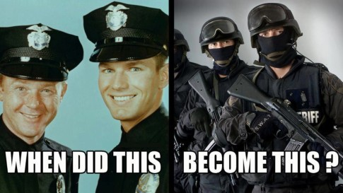 Police State - When Did This - Become This