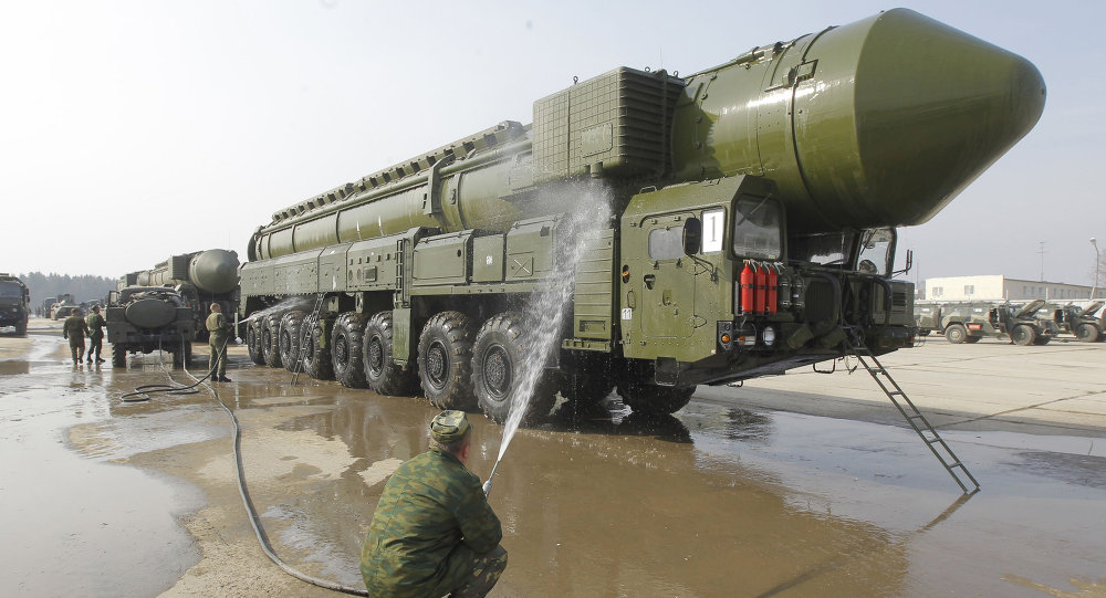 Russian Strategic Missile Forces to Begin Counter-Terrorist Exercise
