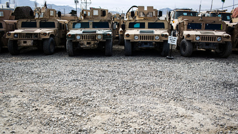 US to send more drones, Humvees to Ukraine