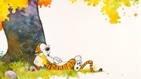 calvin_and_hobbes_under_tree