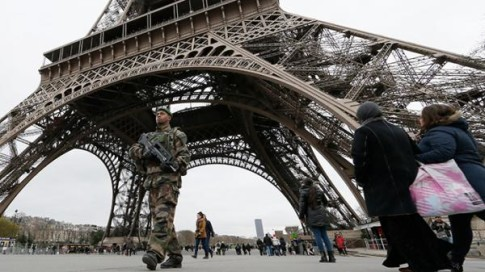 militarization of French streets is now permanent