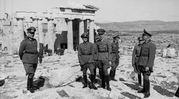 nazis in greece 2