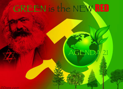 Green is the new Red - Agenda 21