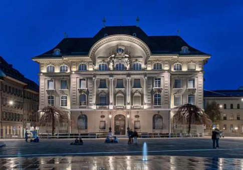 Swiss National Bank headquarters-SNB