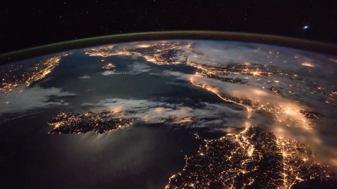iss-mediterranean-time-lapse