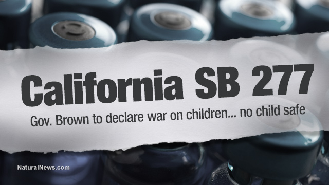 California-SB-277-No-Child-Safe