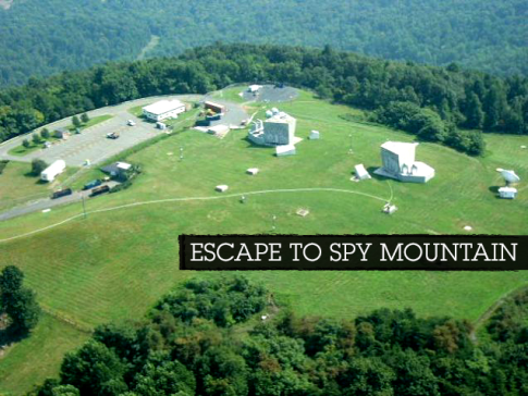 Escape To Spy Mountain