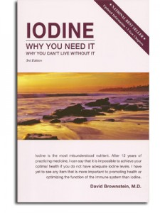 Iodine - Why You Need It