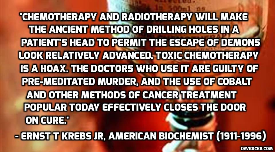 chemotherapy-radiotherapy-cancer-hoax-murder-genocide