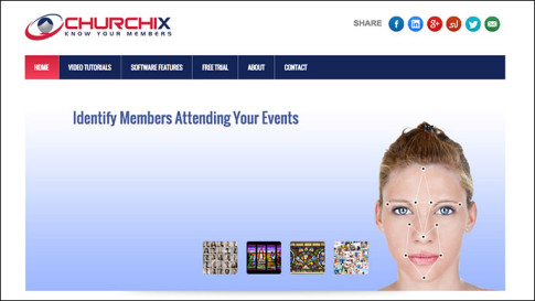 Churchix-church-facial-recognition-software