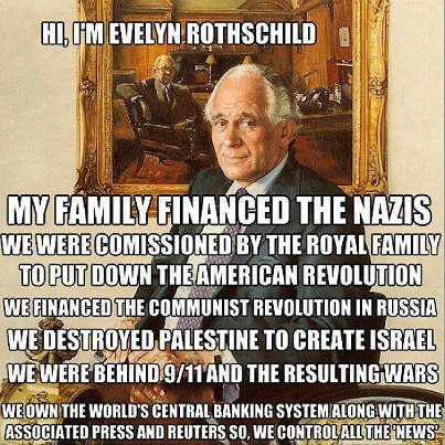 Evelyn Rothschild