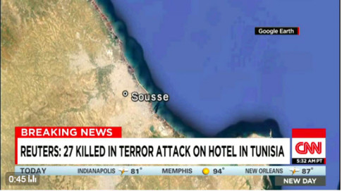 tunisia killing