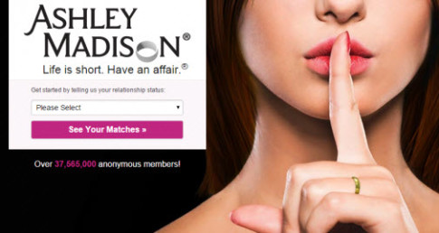 Ashley Madison Hacked