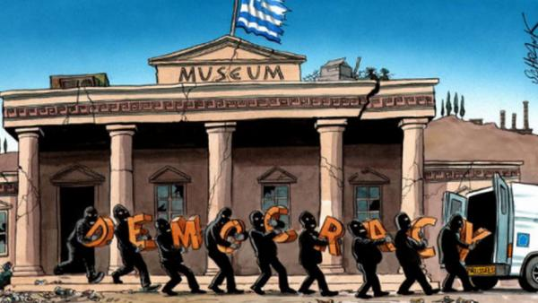 Greece-Democracy