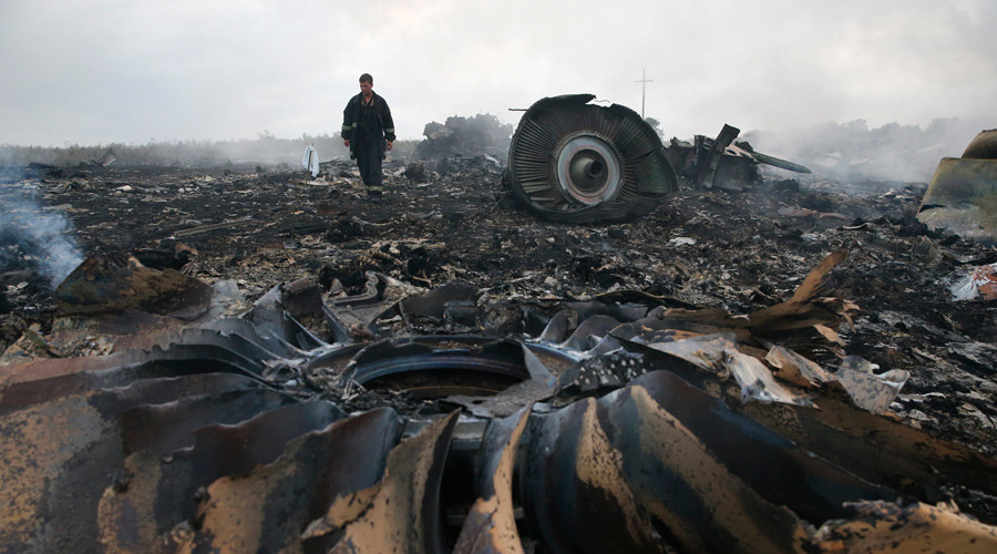 Israeli-made air-to-air missile may have downed MH17 - report