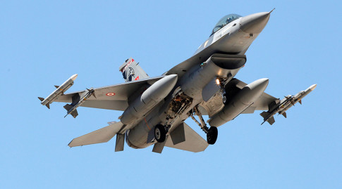 Turkish jets strike ISIS targets in Syria