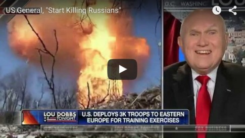 Anti-American Sentiment Runs High in Russia After Retired U.S. General Suggested Start Killing Russians