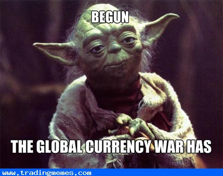 Begun The Global Currency Wars Have