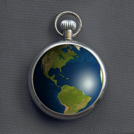 Earth-Clock-Pocketwatch