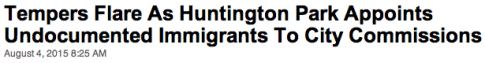 Illegal Aliens Rewarded with Government Appointments