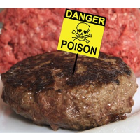 Meat-Poison-Fecal-Contamination