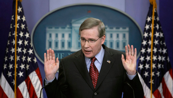 National+Security+Advisor+Stephen+Hadley+Briefs