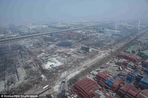 Xinhau-Rex-Shutterstock-Tianjin-Destruction-Ariel-View