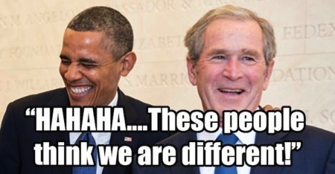 Bush-Obama-two-party-paradigm