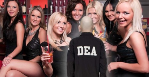 DEA Agents Caught Having Drug Cartel Funded Prostitute Sex Parties Received Slap on the Wrist