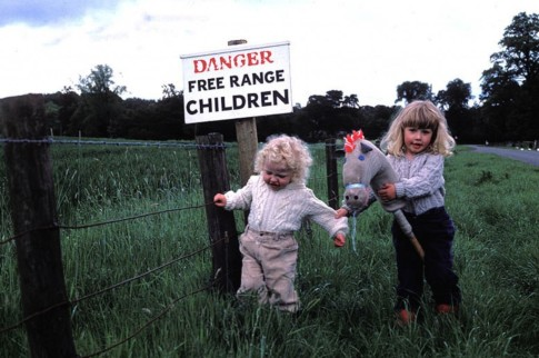Danger-Free-Range-Children