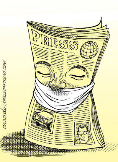 Press-and-Censorship - Journalism