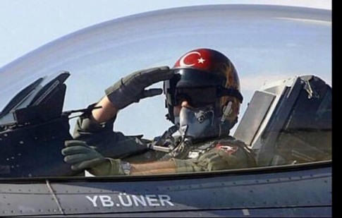 Turkish pilot
